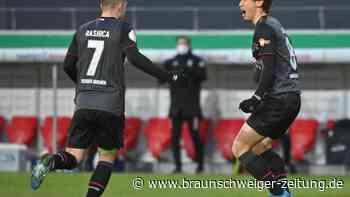 DFB-Pokal: Werder bucht letztes Halbfinal-Ticket im eisigen Regensburg