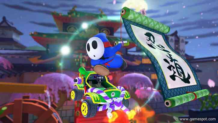 Mario Kart Tour Adds A Brand-New Course And More