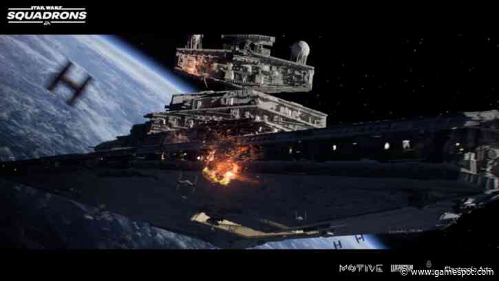 Star Wars: Squadrons Balance Update Out Now, Doesn't Require A Download