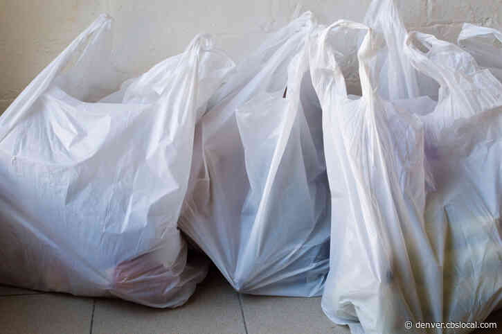 Fort Collins Bans Single-Use Plastic Bags At Large Grocery Stores