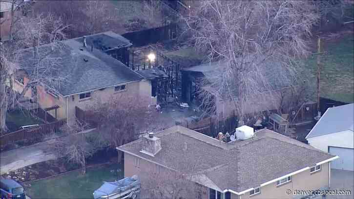 Fire Damages Home In Northglenn Early Wednesday Morning