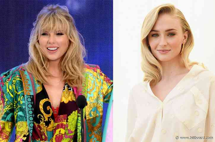 Taylor Swift Totally Respects Sophie Turner & Her Opinion on 'Mr. Perfectly Fine'