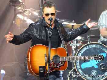 Eric Church to visit Ottawa in 2022 for arena tour