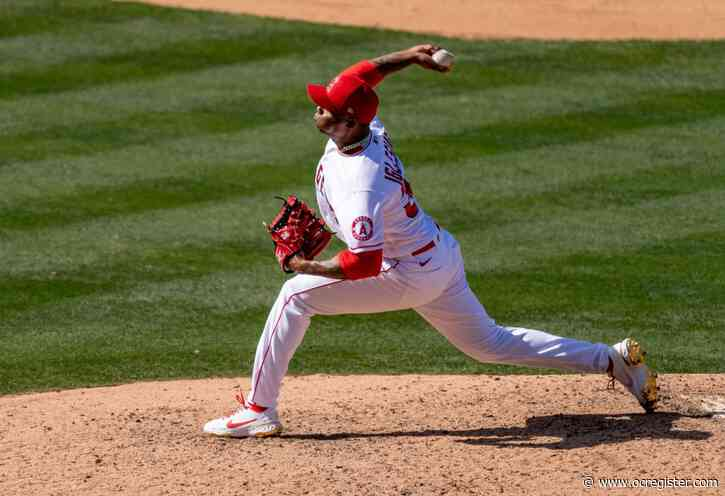 Joe Maddon 'loves' Angels' bullpen despite unknowns