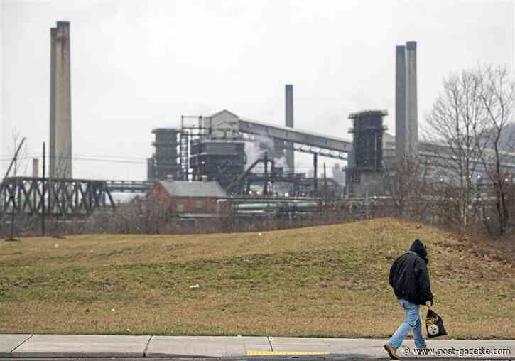 Alleghney County reports elevated levels of airborne particulates