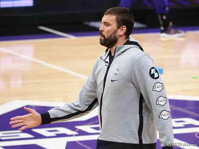 Marc Gasol Has 'Reassessed' His Situation, Remains 'Fully Committed' To Lakers