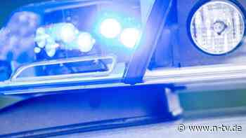 Hessen: Einige Gullydeckel in Babenhausen aus Verankerung gehoben - n-tv NACHRICHTEN