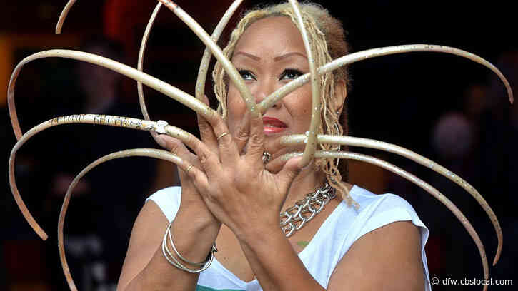 Woman With World's Longest Nails Cuts Them In Fort Worth After Nearly 30 Years