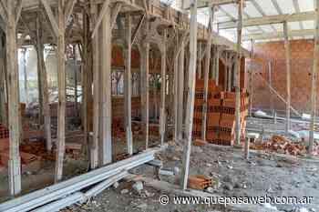 Construirán un centro de salud en el barrio Obrero de Villa Adelina - Que Pasa Web