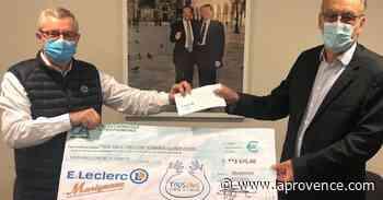 Marignane : 3 575 euros récoltés pour les malades - La Provence