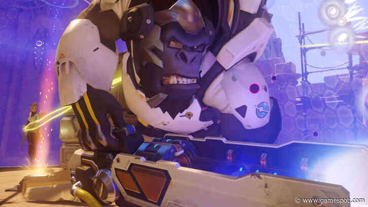 Overwatch Adds Nvidia Reflex Support