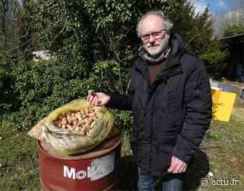 Yvelines. Vaux-sur-Seine : Thierry collecte les bouchons pour l'association France Cancer - actu.fr
