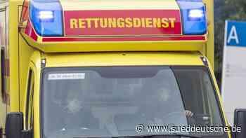 Kind stürzt auf Mountainbike-Strecke und verletzt sich - Süddeutsche Zeitung