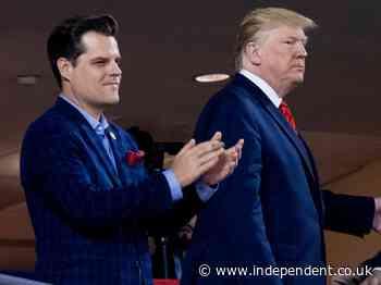 Donald Trump finally breaks silence on Matt Gaetz scandal to deny pardon claims