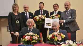 Wilhelm Wilke Spedition: Wie die Wilkes ihr Firmenvermächtnis in Guben fortsetzen - Lausitzer Rundschau
