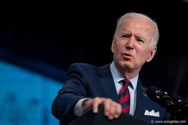 Biden open to compromise but rejects infrastructure inaction