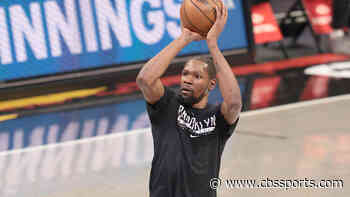 Kevin Durant will hit this three-point prop in Nets return, other best bets for Wednesday