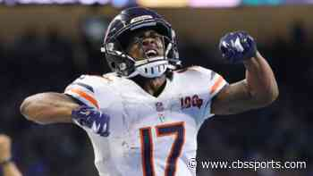Bears have discussed trading wide receiver Anthony Miller with several teams, per report
