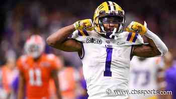 Dynasty Fantasy Football Wide Receiver Tiers: Three best landing spots for the top rookies in the 2021 class