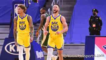 Stephen Curry finally gets to play extra fourth-quarter minutes, and it results in a huge Warriors win