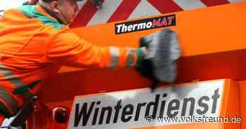 Wintereinbruch: Schnee und Eis sorgen bei Morbach für Verkehrschaos - Trierischer Volksfreund