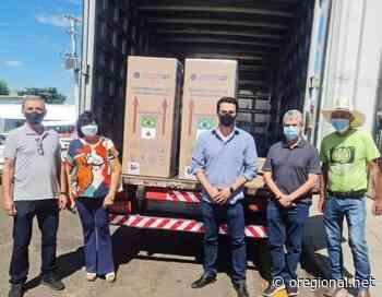 Pronto Socorro de Artur Nogueira recebe doação de equipamentos hospitalares - O Regional