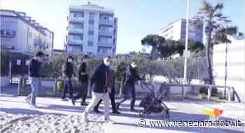 Jesolo: zone arancioni tra passeggiate e seconde case - Televenezia