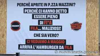 """""""Apriamo in piazza Mazzini perchè è pieno di fi..a"""": a Jesolo scoppia il putiferio sul nuovo locale - La Nuova Venezia"""