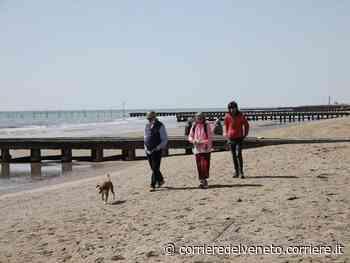 Pasquetta a Jesolo nelle seconde case, poche famiglie in spiaggia - Corriere della Sera