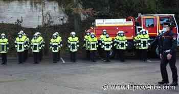 Fuveau : ces futurs pompiers formés aux gestes qui sauvent - La Provence