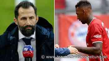 Salihamidzic bestätigt: Kein neuer Vertrag für Boateng