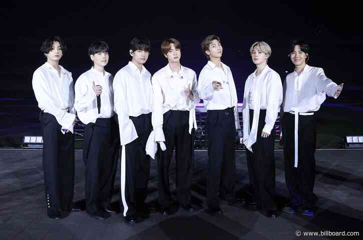 BTS Teams Up With Helinox for Limited Edition Collection