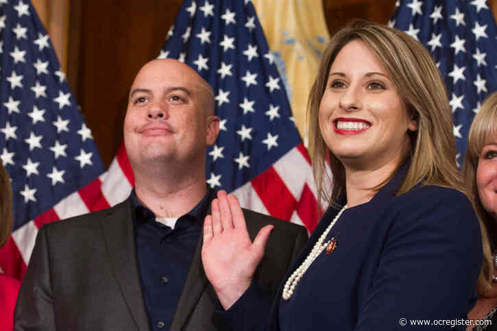 Judge dismisses ex-Rep. Katie Hill's nude photo claim against Daily Mail, citing First Amendment