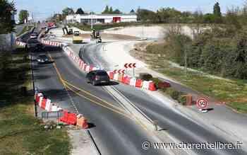 Attention gros chantier pour fluidifier la Zone des Montagnes à Champniers - Charente Libre