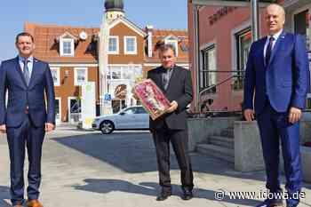 Schierling - Marktmeister Manfred Wallner geht in Ruhestand - idowa