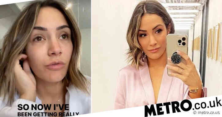 Frankie Bridge opens up on 'really bad withdrawals' after running out of antidepressants over Easter