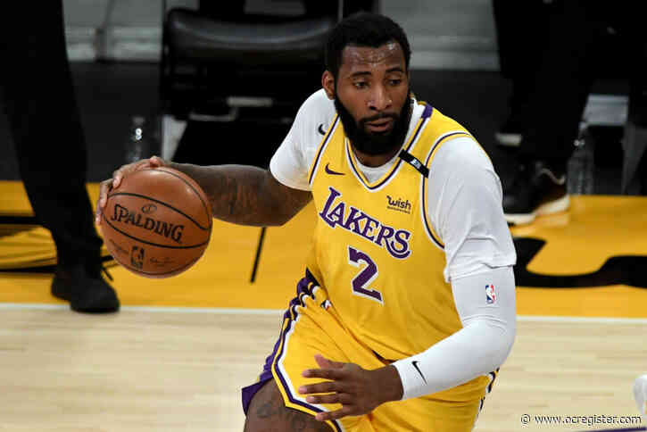 Andre Drummond's path to the Lakers was paved with sweat