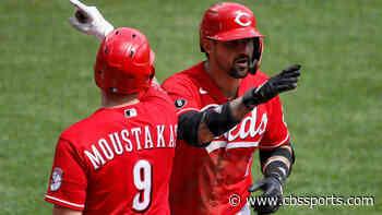 Cincinnati Reds score 25 runs in 24 hours, blistering offense paces 5-1 start to 2021 season