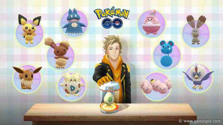 Pokemon Go Now Displays Which Pokemon May Hatch From Eggs