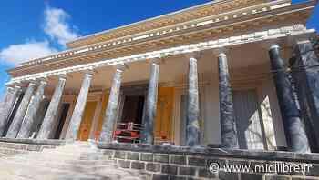 Agde : le château Laurens se dévoile - Midi Libre