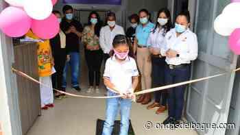 Planadas inauguró Casa de la Mujer - Ondas de Ibagué