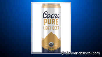 Molson Coors Launches Organic Beer 'Coors Pure'