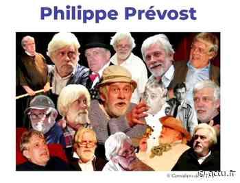 Yvelines. Triel-sur-Seine : une place dédiée à l'homme de théâtre Philippe Prévost - actu.fr