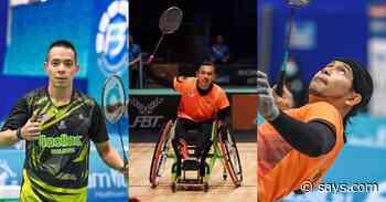 M'sian Paralympic Badminton Team Wins Big In Dubai Para-Badminton International - SAYS