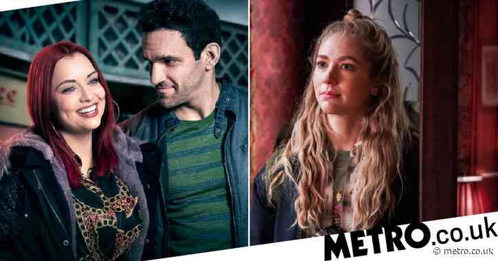 EastEnders spoilers: Trailer reveals Kush Kazemi's shock exit and Nancy Carter's dramatic return