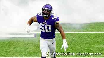 Eagles signing Eric Wilson