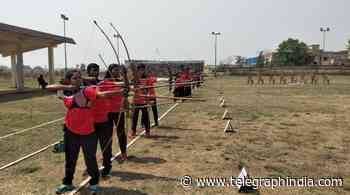 Selection trials to take place at Seraikela archery cradle - Telegraph India