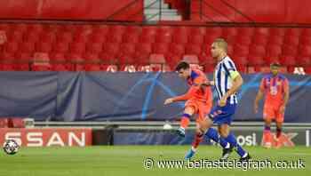 Chelsea take two-goal lead over Porto as Mason Mount shines in Seville