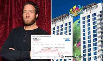 Barstool Sports boss Dave Portnoy shrugs off sex tape as stock in casino company slides 6%