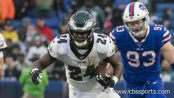 Eagles re-sign Jordan Howard, a former Pro Bowl running back, to one-year deal, per report